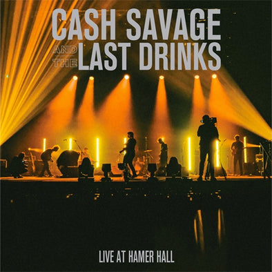 "Cash Savage And The Last Drinks ""Live At Hamer Hall"" LP"