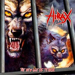 "Hirax ""The New Ages Of Terror"" LP"