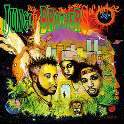 "Jungle Brothers ""Done By Forces Of Nature"" 2xLP"
