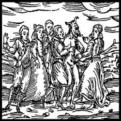 "Pulling Teeth ""Witches Sabbath VI"" 7"""