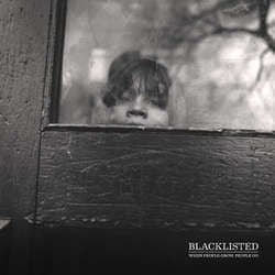 "Blacklisted ""When People Grow, People Go"" CD"