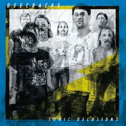 "Deecracks ""Sonic Delusions"" LP"