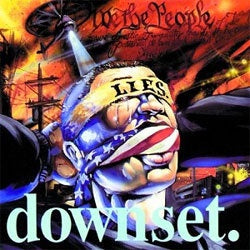 "Downset ""Self Titled"" LP"