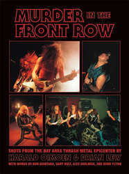 "Brian Lew / Harald Olmoen ""Murder In The Front Row"" Book"