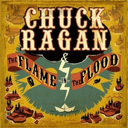 "Chuck Ragan ""The Flame In The Flood"" CD"