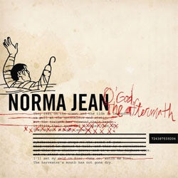 "Norma Jean ""O'God The Aftermath"" LP"