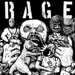 "Rage ""Self Titled"" LP"