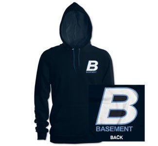 "Basement ""New B"" Hooded Sweatshirt"