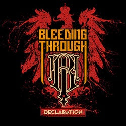 "Bleeding Through ""Declaration"" LP"