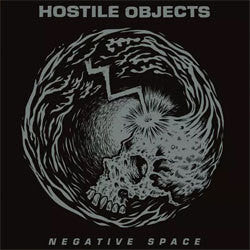 "Hostile Objects ""Negative Space"" LP"