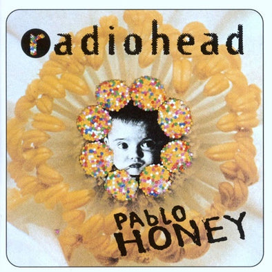 "Radiohead ""Pablo Honey"" LP"