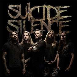 "Suicide Silence ""Self Titled"" 2xLP"