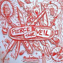 "Pierce The Veil ""Misadventures"" LP"