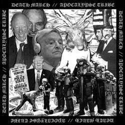 "Apocalypse Tribe / Death March ""Split"" 7"""