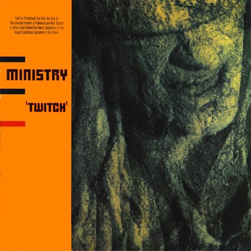 "Ministry ""Twitch"" LP"