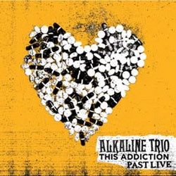 "Alkaline Trio ""This Addiction Past Live"" LP"