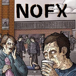 "NOFX ""Regaining Unconsciousness"" CD"