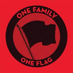 "Various Artists ""One Family One Flag Compilation (Deluxe Edition)"" 3xLP"