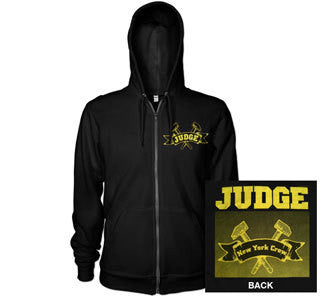 "Judge ""New York Crew"" Zip Hood"