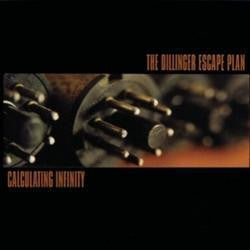 "The Dillinger Escape Plan ""Calculating Infinity"" LP"