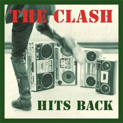 "The Clash ""Hits Back"" 3xLP"