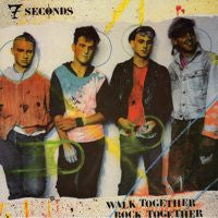 "7 Seconds ""Walk Together, Rock Together"" LP"