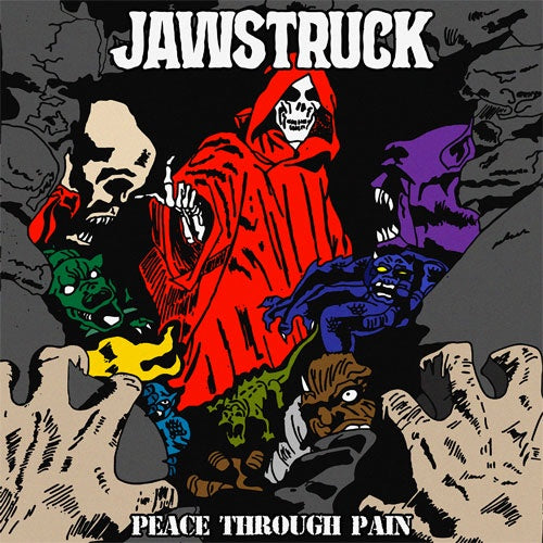 "Jawstruck ""Peace Through Pain"" 7"""