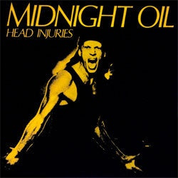 "Midnight Oil ""Head Injuries"" LP"