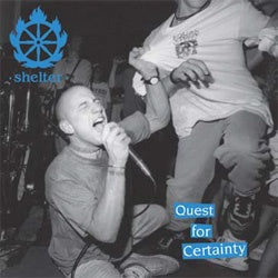 "Shelter ""Quest For Certainty"" LP"