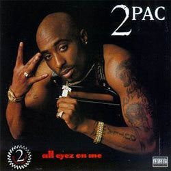 "2Pac ""All Eyez On Me"" 4xLP"