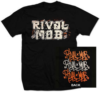 "The Rival Mob ""Logo"" T Shirt"