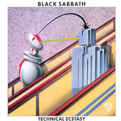"Black Sabbath ""Technical Ecstasy"" LP"