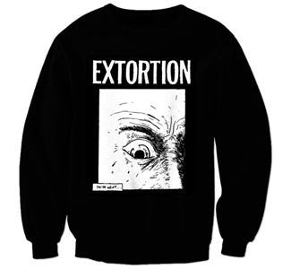 "Extortion ""Eye"" Crewneck Sweatshirt"