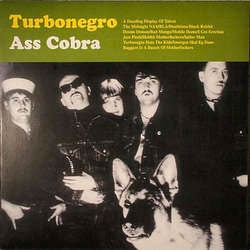 "Turbonegro ""Ass Cobra"" CD"