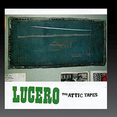 "Lucero ""The Attic Tapes"" CD"