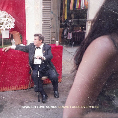 "Spanish Love Songs ""Brave Faces Everyone"" LP"