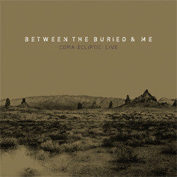 "Between The Buried And Me ""Coma Ecliptic: Live"" 2xLP"