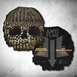 "Anti Flag ""American Attraction"" 10"""