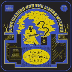 "King Gizzard & The Lizard Wizard ""Flying Microtonal Banana"" LP"