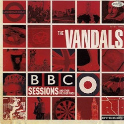 "Vandals ""BBC Sessions And Other Polished Turds"" LP"