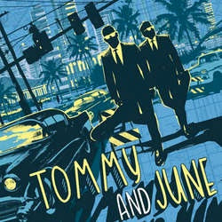 "Tommy And June ""Self Titled"" LP"