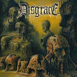"Disgrace ""True Enemy"" CD"