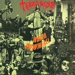 "Terrorizer ""World Downfall"" LP"