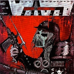 "Voivod ""War & Pain"" LP"