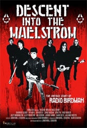 "Radio Birdman ""Descent Into The Maelstrom"" DVD"