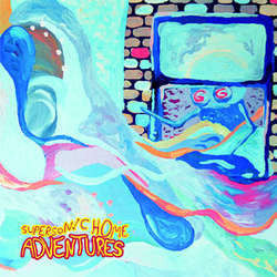 "Adventures ""Supersonic Home"" CD"