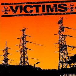 "Victims ""...In Blood"" LP"