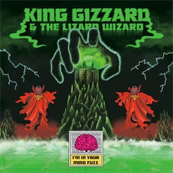 "King Gizzard & The Lizard Wizard ""I'm In Your Mind Fuzz"" LP"