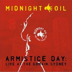 "Midnight Oil ""Armistice Day"" 3xLP"