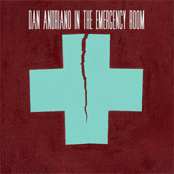 "Dan Andriano In the Emergency Room ""Of Peace Quiet and Monsters"" 7"""